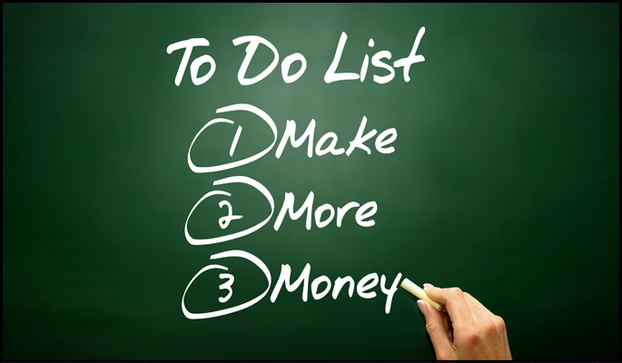 How Can I Make Extra Money At Home Uk